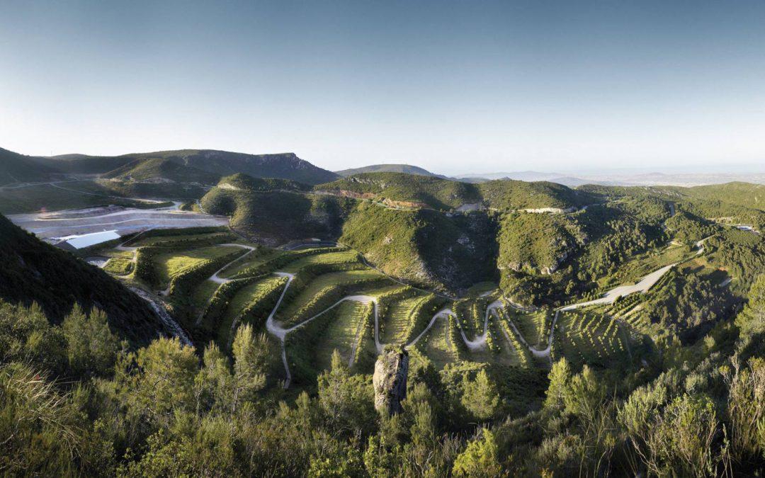 La arquitectura que cose el paisaje